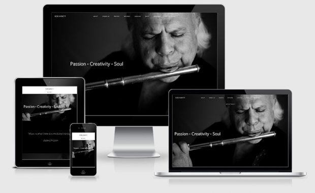 Bob Winett, Jazz Flute