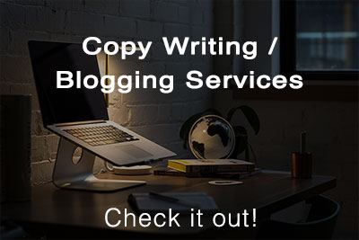 Copy Writing / Blogging Services
