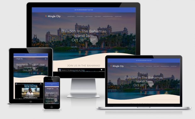 New Site for Mingle City